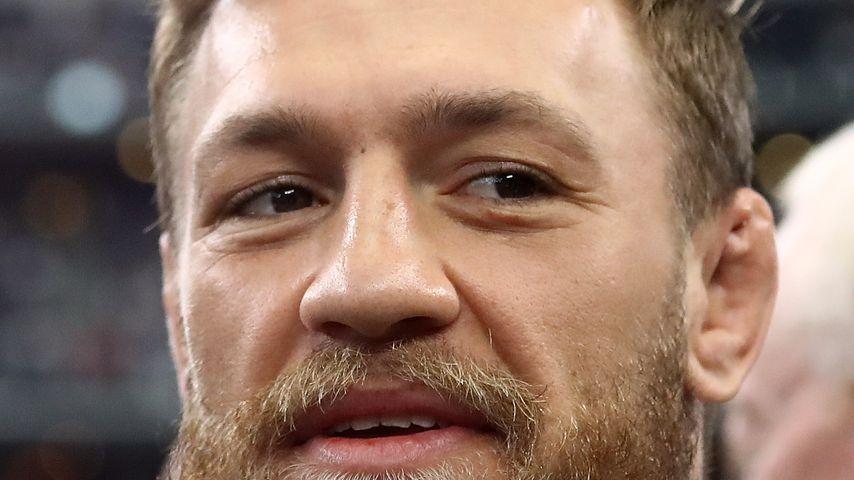 Profi-Kämpfer Conor McGregor, 2018