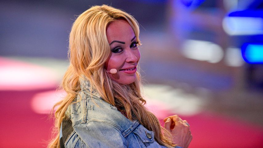 "Cora Schumacher bei ""Promi Big Brother"" im August 2018"