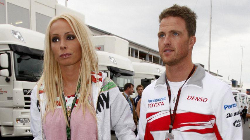 Cora und Ralf Schumacher im Juli 2007