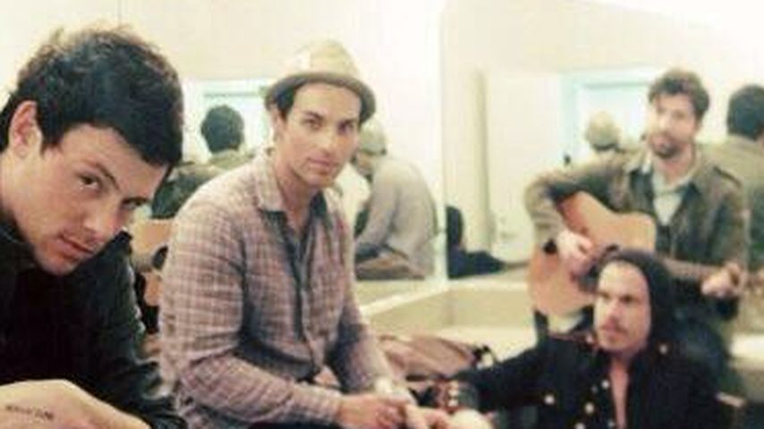 Cory Monteiths Band will 2014 Album rausbringen