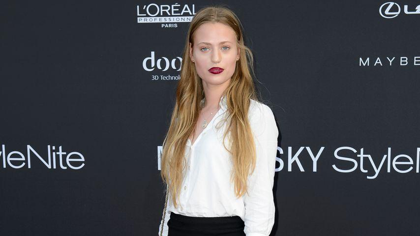 Wow! Tochter Cosima Auermann hat Mama Nadjas Modelqualitäten