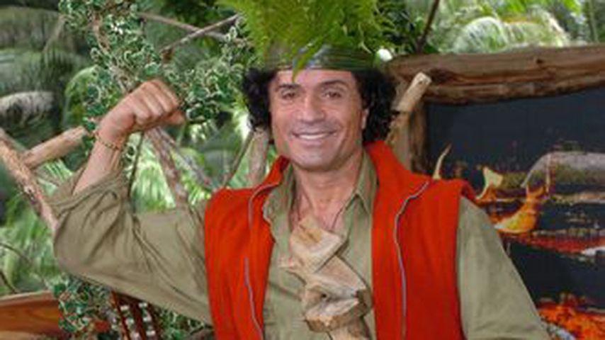 Costa Cordalis nach dem Dschungelcamp-Sieg 2004