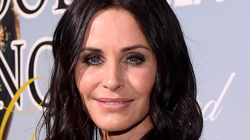 Courteney Cox im Februar 2019