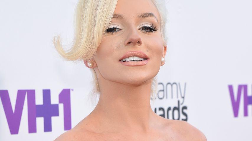 Courtney Stodden bei den Streamy Awards in L.A. im September 2015