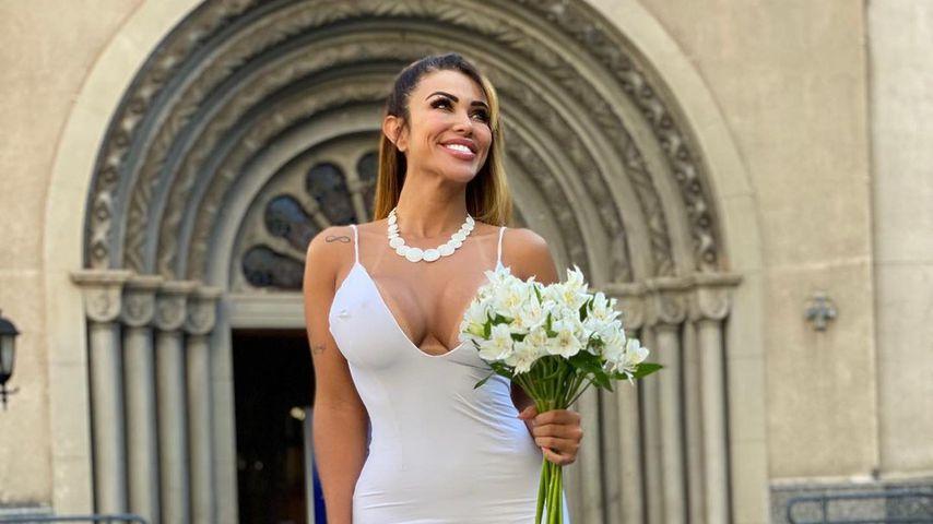 Verrückt: Influencerin Cris Galera heiratete sich selbst