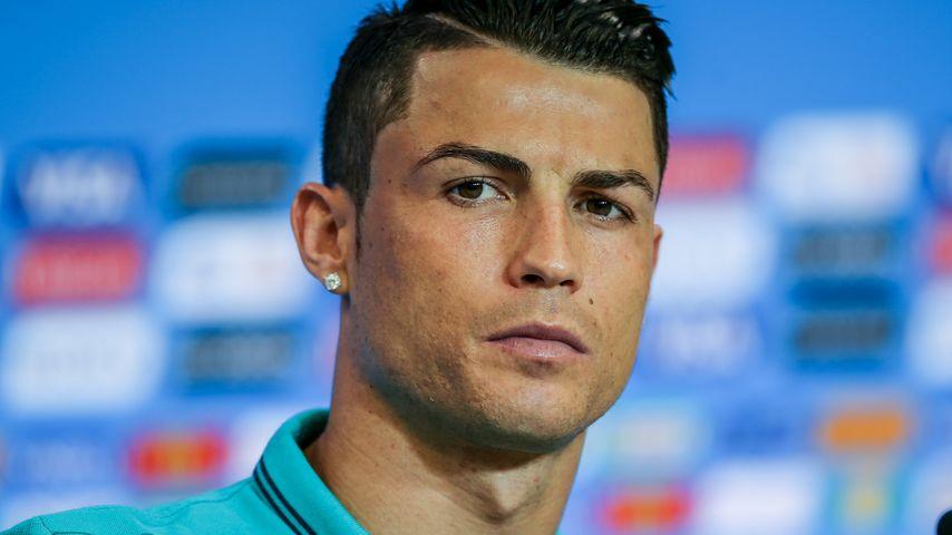 Cristiano Ronaldo überraschende Neue Frisur So Sieht Er Nicht Mehr