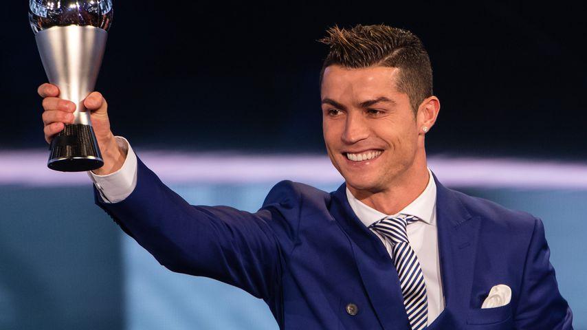 Krass! Cristiano Ronaldo verweigert Trikot-Tausch
