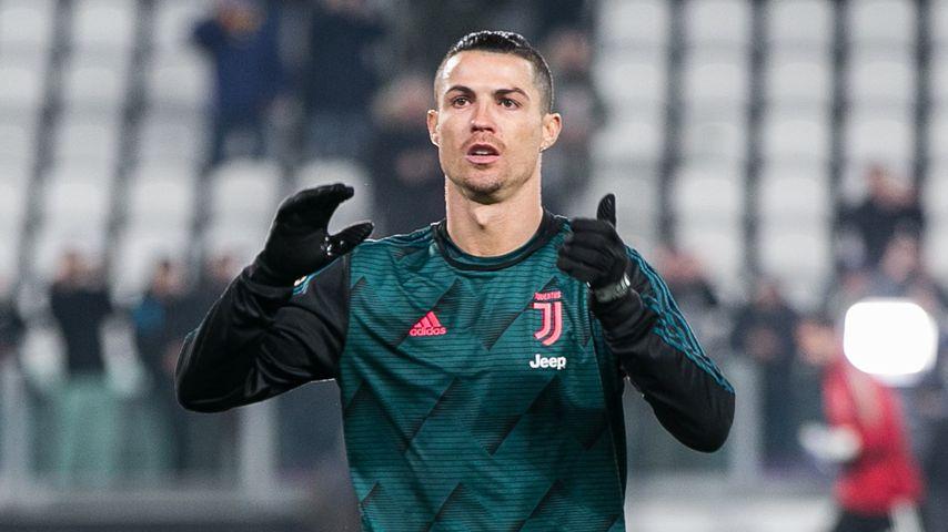 Profi-Kicker Cristiano Ronaldo