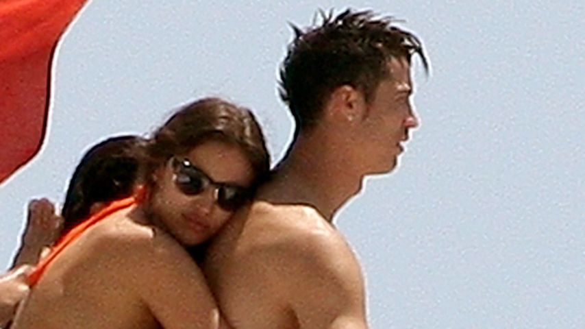 Cristiano Ronaldo und Irina Shayk
