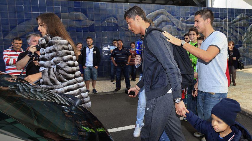Trennung von Irina: War Cristiano Ronaldo untreu?
