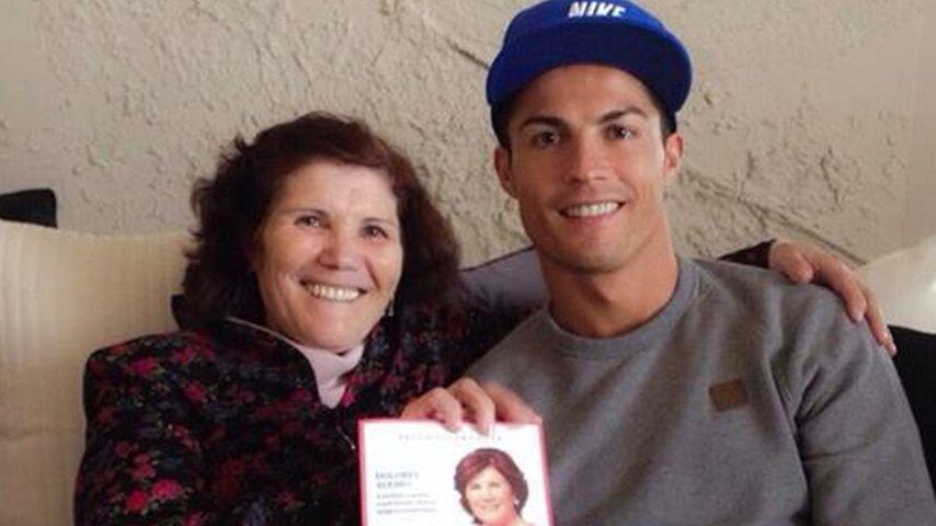 Cristiano Ronaldo: Rührende Worte an seine Mama