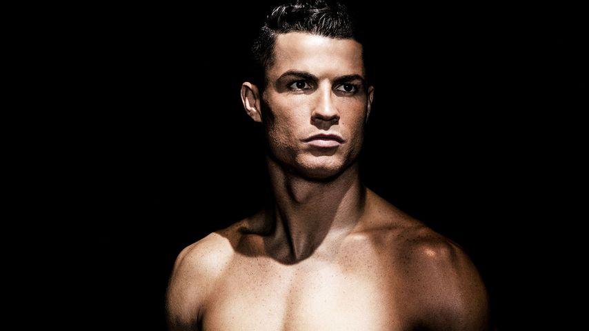 Fußball-Star Cristiano Ronaldo