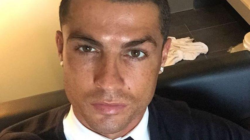 1. Date ein Flop? Cristiano Ronaldo schlürfte nur Tee