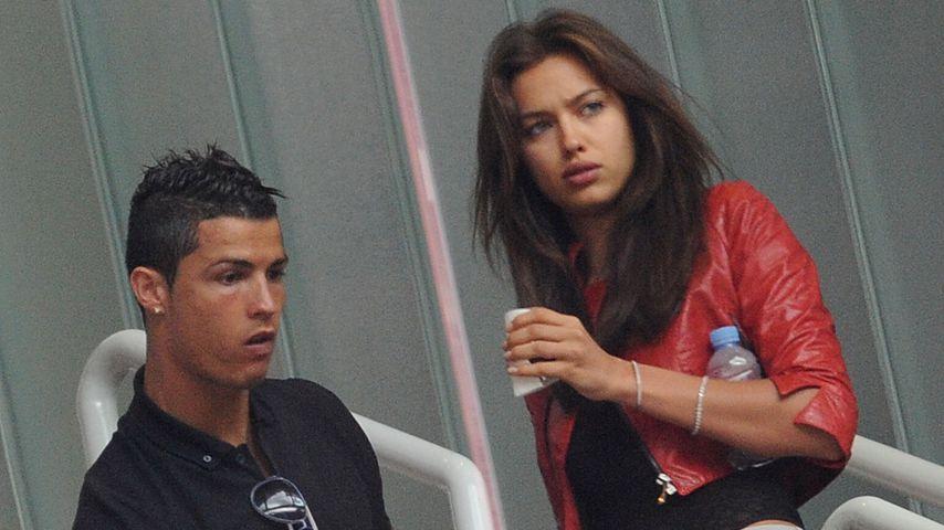 Cristiano Ronaldo und Irina Shayk, 2011