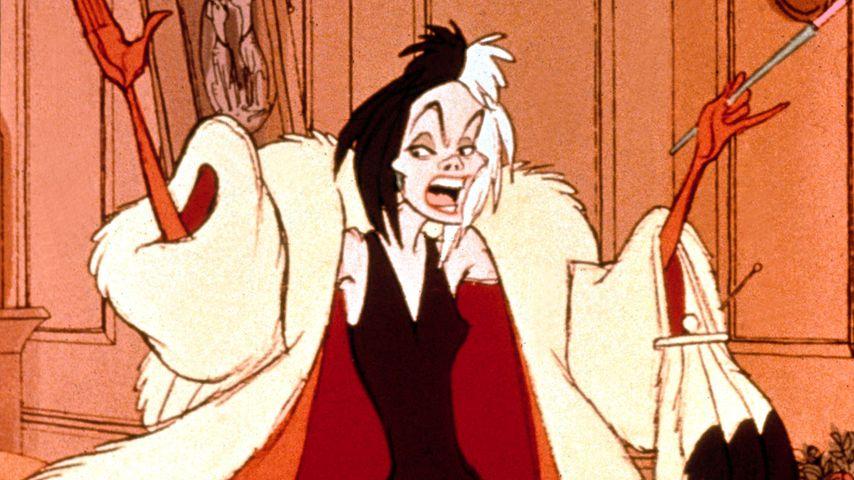 "Cruella De Vil aus dem Film ""101 Dalmatiner"""