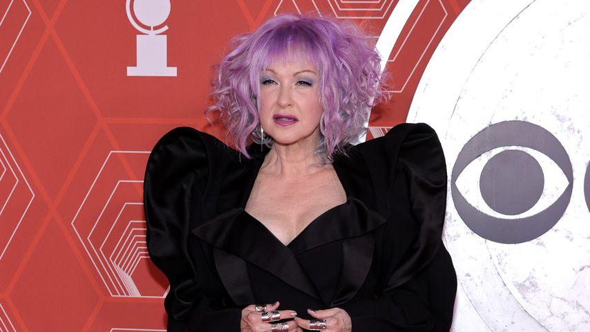 Cyndi Lauper bei den Tony Awards 2021