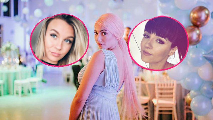 Paolas Baby-Party begeisterte ihre YouTube-Kolleginnen!