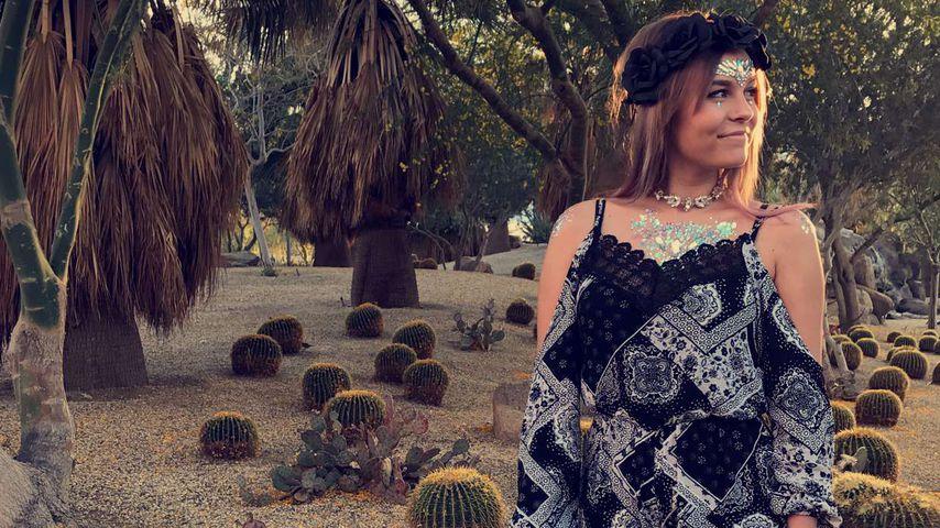 Dagi Bee vor ihrem Besuch beim Coachella-Festival