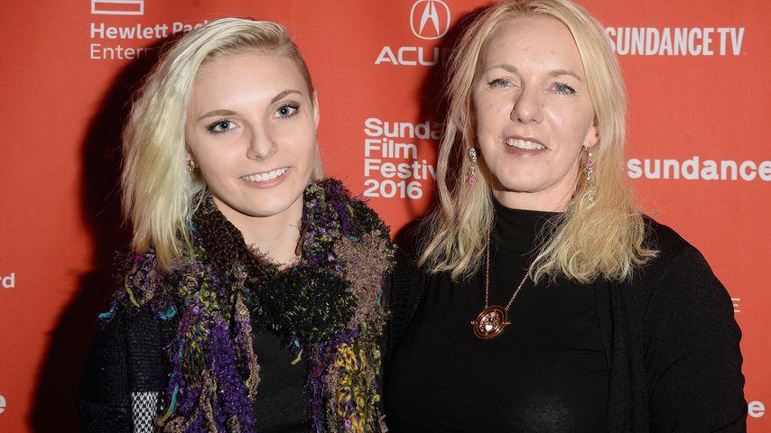 Daisy Coleman und ihre Mutter Melinda
