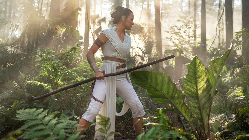 """Daisy Ridley als Rey in """"Star Wars"""""""