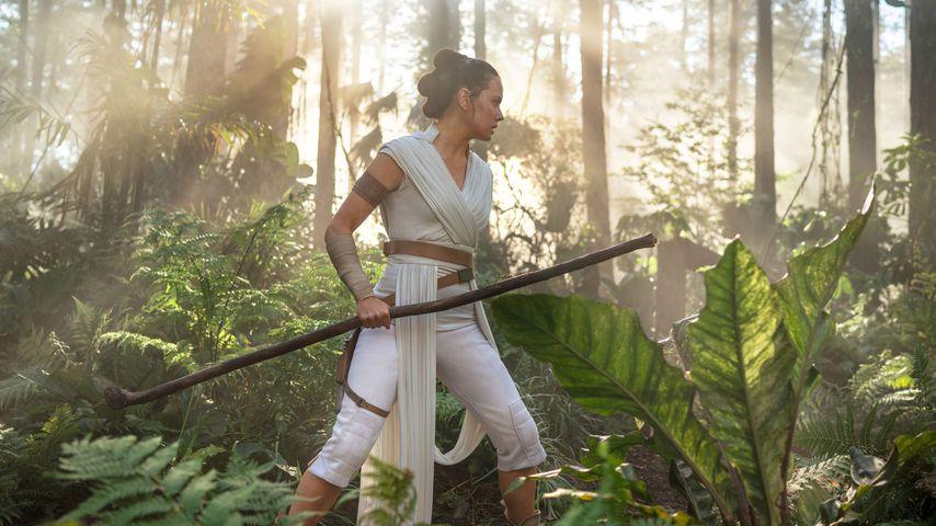 """Daisy Ridley in """"Star Wars: Der Aufstieg Skywalkers"""""""