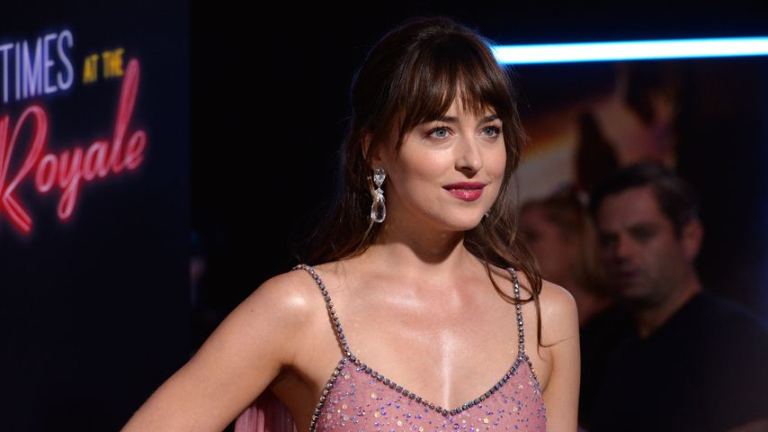 "Dakota Johnson bei der ""Bad Times At The El Royale""-Premiere"