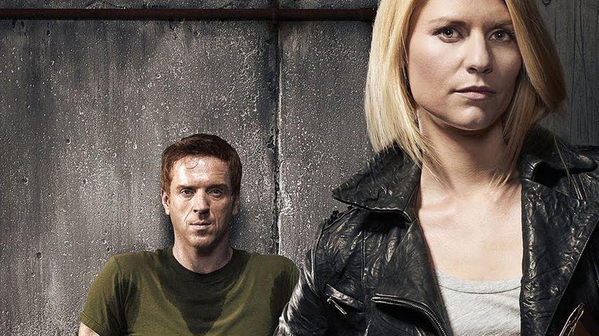 """Damian Lewis und Claire Danes in """"Homeland"""""""