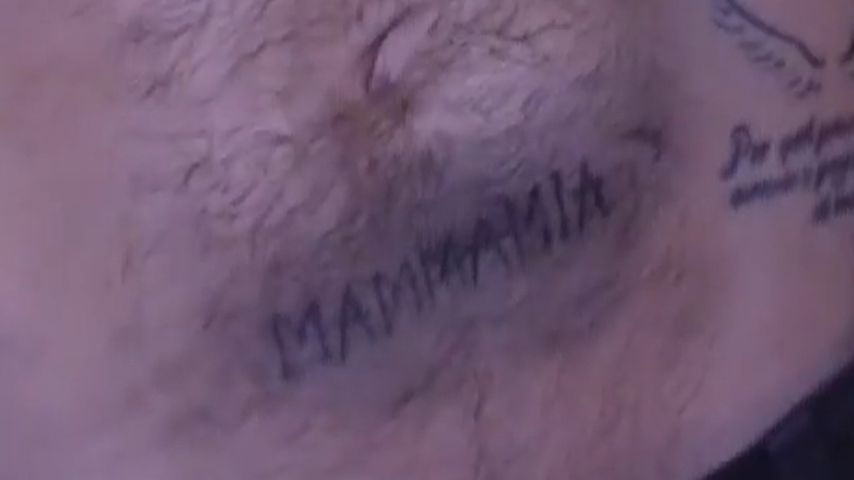Damiano Davids Tattoo