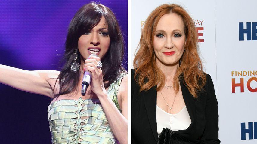 Transgender-Superstar stellt sich auf J.K. Rowlings Seite!