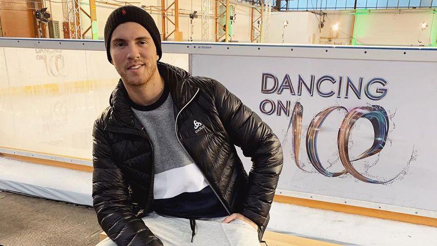 """Hat Joey Heindle bei """"Dancing on Ice"""" unfairen Vorteil?"""