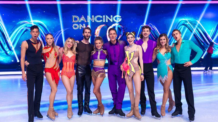 """Aus der Traum: Diese """"Dancing on Ice""""-Stars müssen gehen!"""