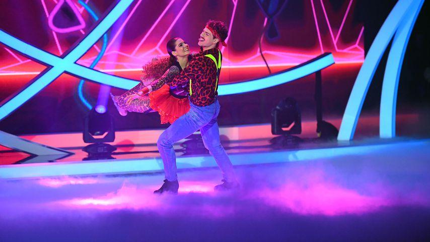 """""""Dancing on Ice""""-Paar Klaudia Giez und Sevan Lerche"""