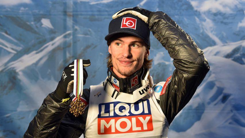 Daniel-André Tande, Skispringer