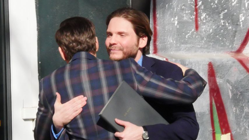 Daniel Brühl und Robert Downey Junior