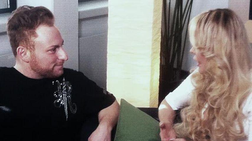 Erotik-Support: Dolly Buster besuchte DSDS-Daniel