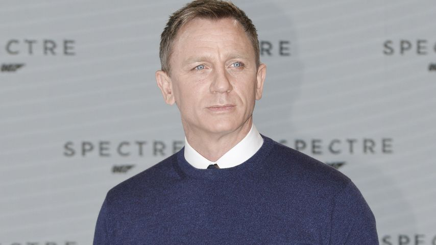 Daniel Craig: Deshalb liebt er seine Rolle als James Bond