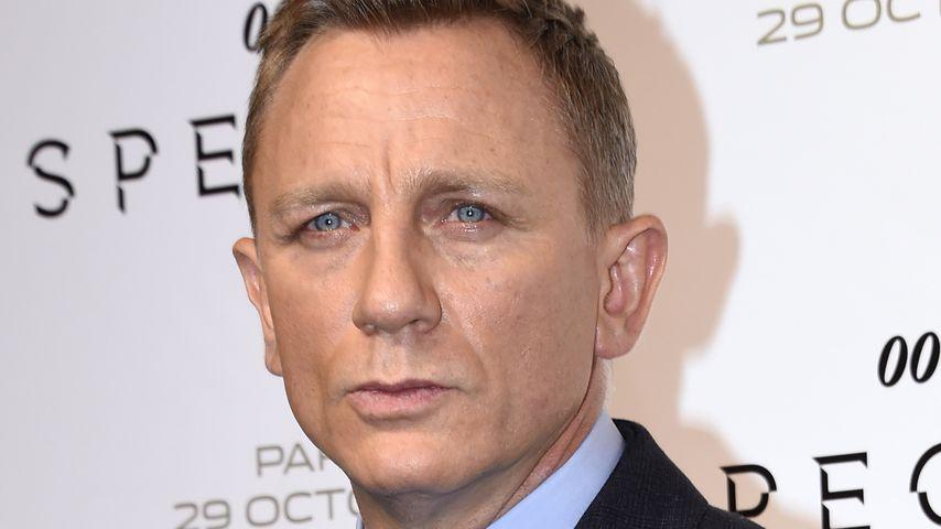 """Kündigt Daniel Craig hier seinen """"James Bond""""-Abschied an?"""