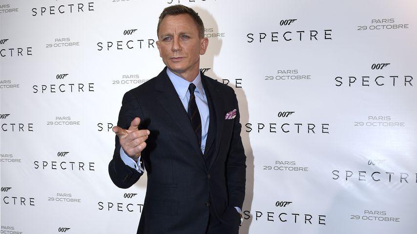 Daniel Craig im Pub: Turbo-Trinken wegen Fan-Belagerung!