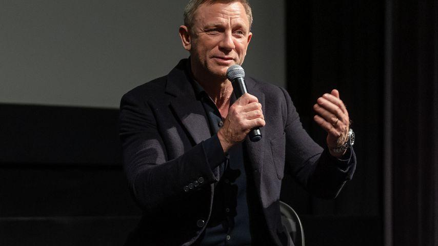 Daniel Craig bei einem Event in NYC im März 2020