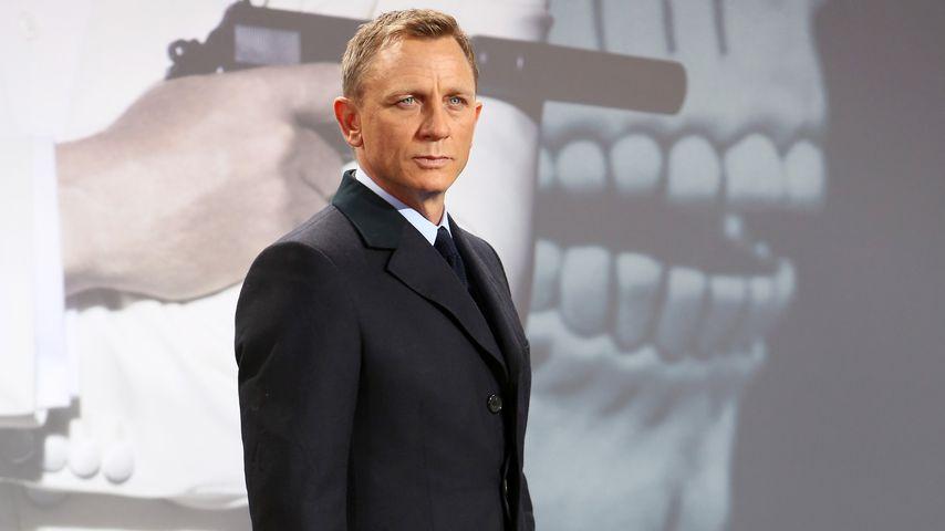 Schauspieler Daniel Craig
