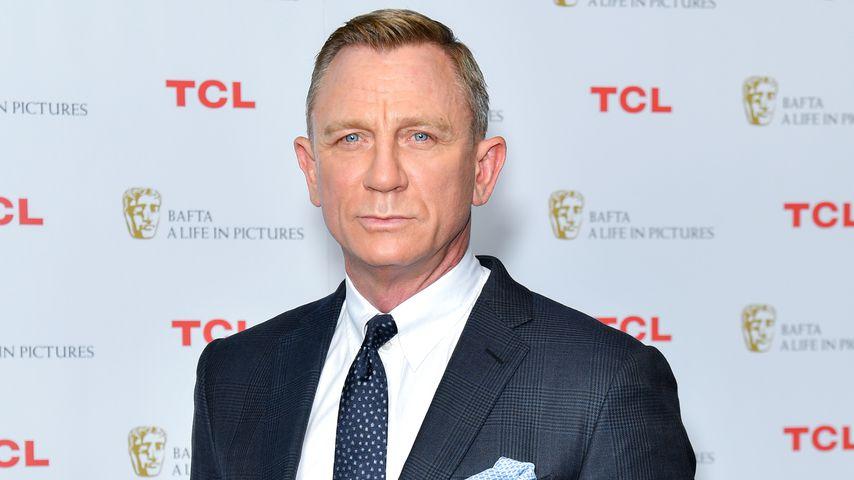 Stolz und traurig: Daniel Craig über seine letzte Bond-Rolle