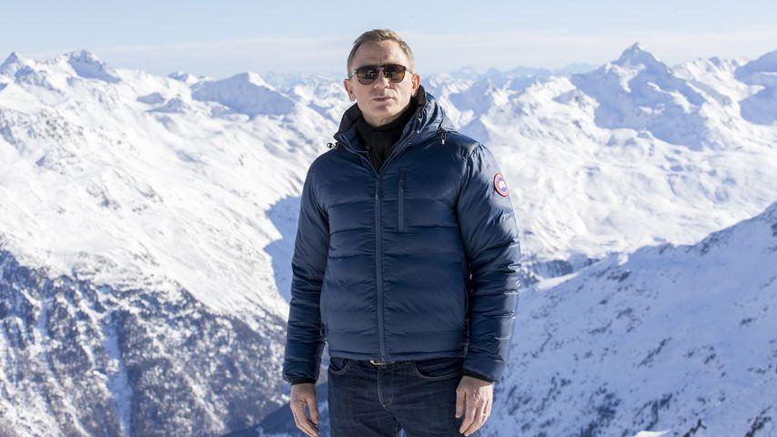 Daniel Craig im Januar 2015