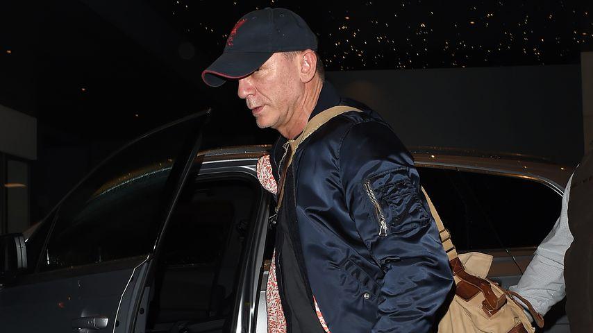 Grauer James Bond: Privat versteckt Daniel Craig sein Haar