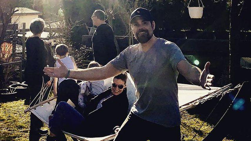 Selten! GZSZ-Star Daniel Fehlow teilt süßes Familienbild
