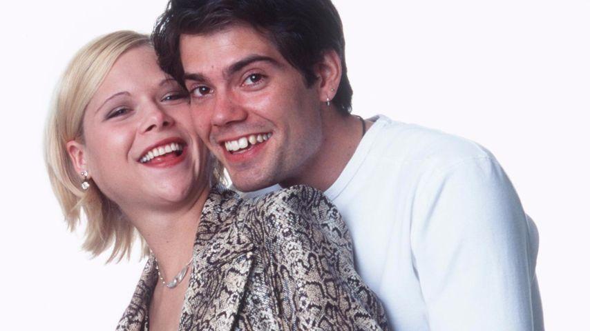 Daniel Fehlow und Tanja Szewczenko