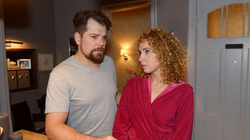 Daniel Fehlow und Maria Wedig als Leon und Nina bei GZSZ