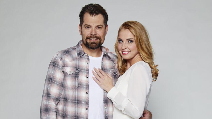 Daniel Fehlow und Maria Wedig, GZSZ-Darsteller