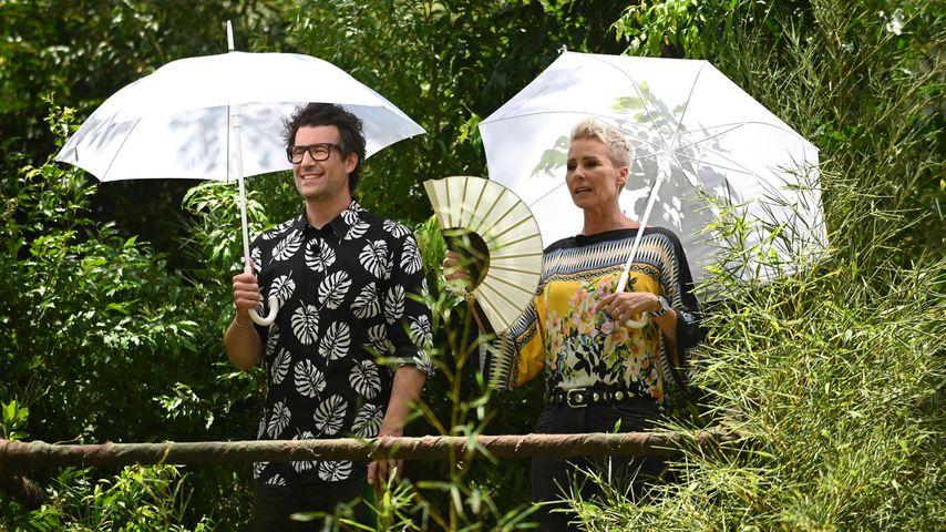 Daniel Hartwich und Sonja Zietlow, Dschungelcamp 2020