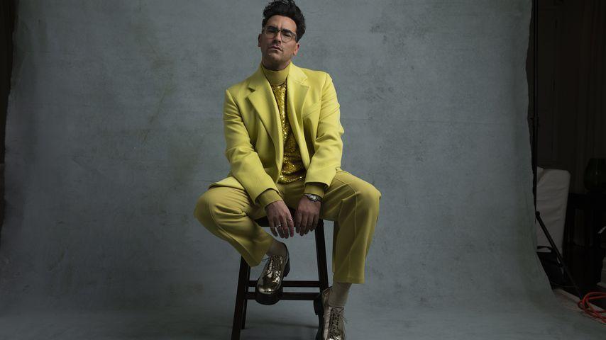 Daniel Levy bei den Golden Globes im Februar 2021