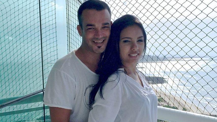Überraschung! Daniel Lopes und seine Neue sind verlobt